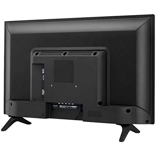 """LG 28LJ430B-PU 28"""" HD 720p with 6 HDMI Professional Cleaning 750 Joule 6-Outlet Bundle"""