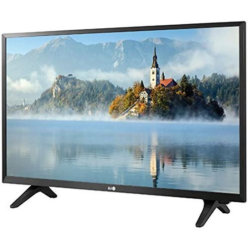 LG 28LJ430B-PU HD LED with HDMI Cleaning Kit, Joule 6-Outlet Surge Bundle