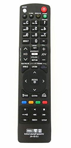 Gvirtue Universal Remote Control for Almost All LG Brand LCD