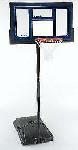 Lifetime Portable Basketball Hoop 1529 50-inch Fusion Shatte