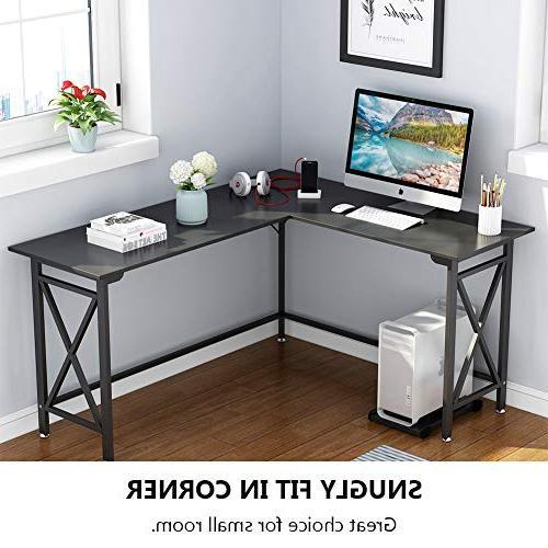 LITTLE L Desk, Computer Desk Office Writing Gaming