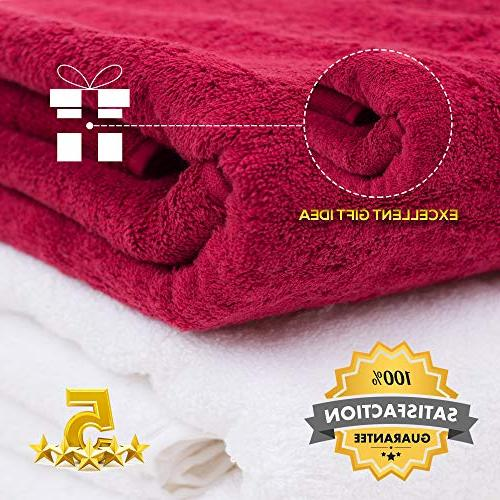 FOREER Heavy Egyptian Cotton Towels in Turkey. Super & Colors Match Decor. Gift Idea