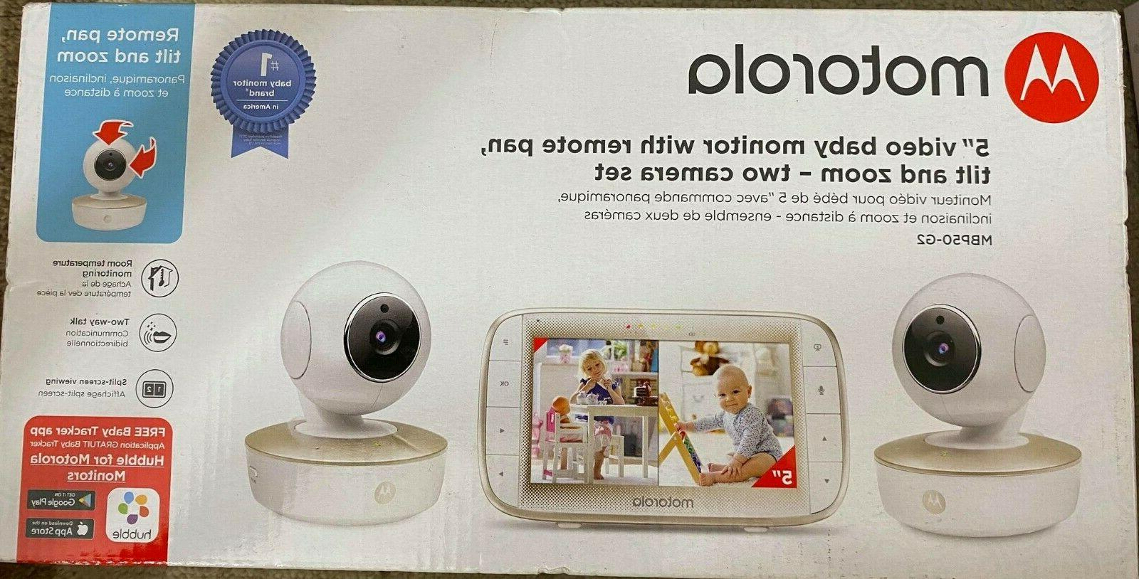 mbp50 g2 digital video baby monitor 5