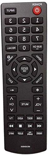 New MC42NS00 Remote Control Replaced for Sanyo DP24E14 DP39D