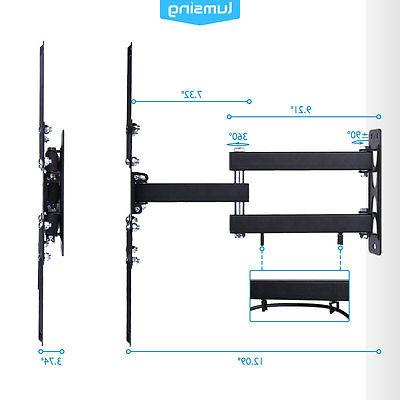 Full TV Wall Mount Swivel 32 42 inch LCD
