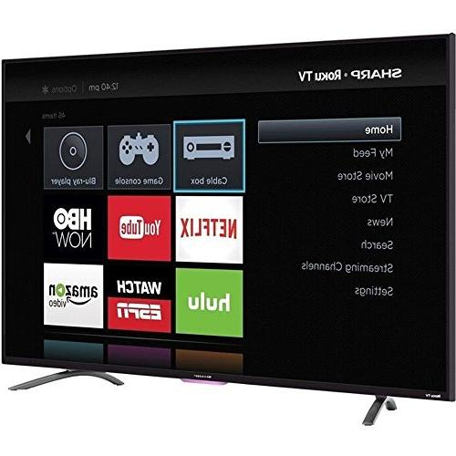 Sharp N4000U LC-32N4000U 32 720p - ATSC - 178° - 1366 768 - LED - Smart TV - - LAN DLNA Certified Streaming - Internet