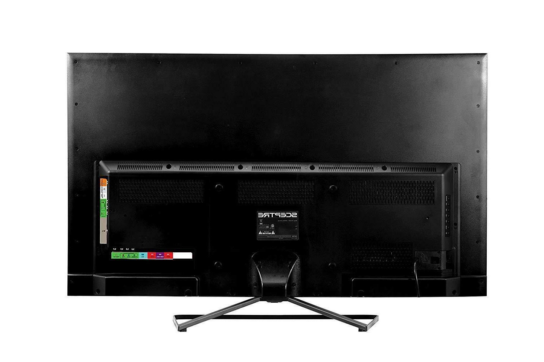 NEW Sceptre E505BV-FMQK 50-Inch 1080p HDTV USB