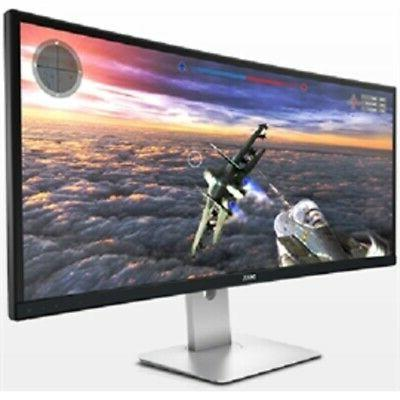 new led u3415w 34inch ultrasharp curved ultrawide