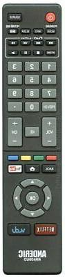 NEW ANDERIC TV Remote Control RR409UD for Magnavox