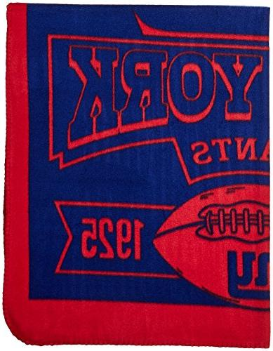 "NFL 50"" x 60"" Throw"