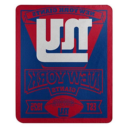 newyork fleece throw