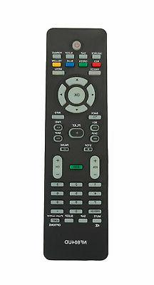 NF804UD Remote Control for Magnavox LCD TV 32MF330B 46MF401B