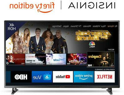 Insignia NS-50DF710NA19 Ultra HD Smart TV TV Edition
