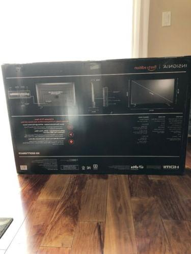 Insignia NS-50DF710NA19 inch Fire Edition 4K Smart