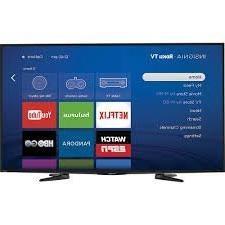 """Insignia 55"""" Class LED 1080p Smart HDTV Roku TV"""