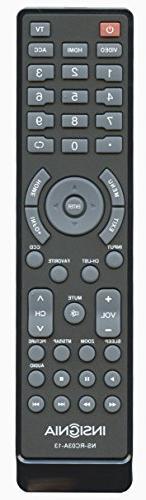 Insignia NS-RC03A-13 TV Remote Control - OEM -