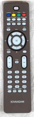 Magnavox OEM RC2034316/01B LCD TV/DVD Combo Remote Control P