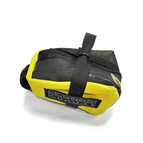 Pedro's Seat 50 Cubic Hatchback Bike Saddle Storage Yellow