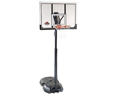 Lifetime Portable Basketball Hoop 51544 50-inch Backboard Fr