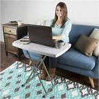 Portable Folding Table Everyday Home 26x18 indoor and outdoo