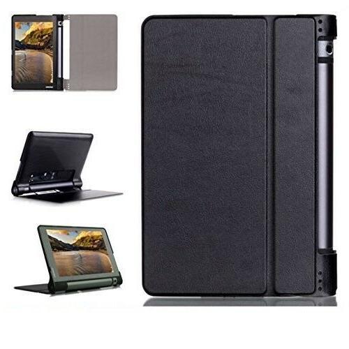 Premium Smart Case Stand Lenovo Yoga Inch YT3-X50F