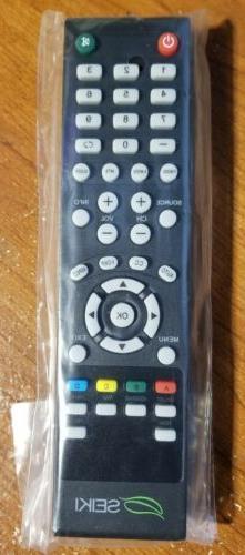 SEIKI REMOTE CONTROL 845-045-03B01 FOR MOST SEIKI TV'S