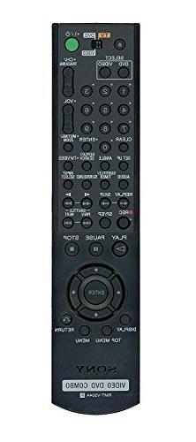 Original Sony RMT-V504A DVD/ VCR Combo Player Remote Control