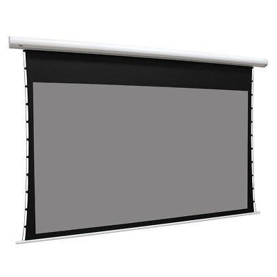 """Elite Screens Saker Tab-Tension ALR Series 100"""" Projector Sc"""