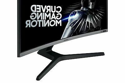 Samsung 27-Inch LC27RG50FQNXZA Gaming Monitor