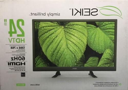 SEIKI SE24HS display 720p x HD