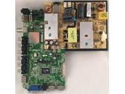 Seiki SE39FT11 Main Board/Power Supply 33H0341A