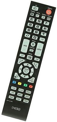 New Smartby Seiki SRC11-49A SRC1149A TV Remote Control for S