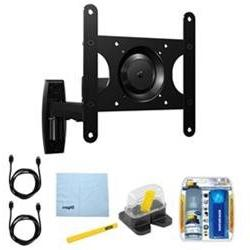 Sanus Premium Series Full-Motion TV Mount 13-39 flat-panel T