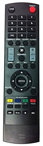 New Smartby GJ221 Universal Remote Control for Sharp LCD TV