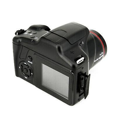 SLR 115* 48* 50mm Anti-shake Digital 1080P 720P