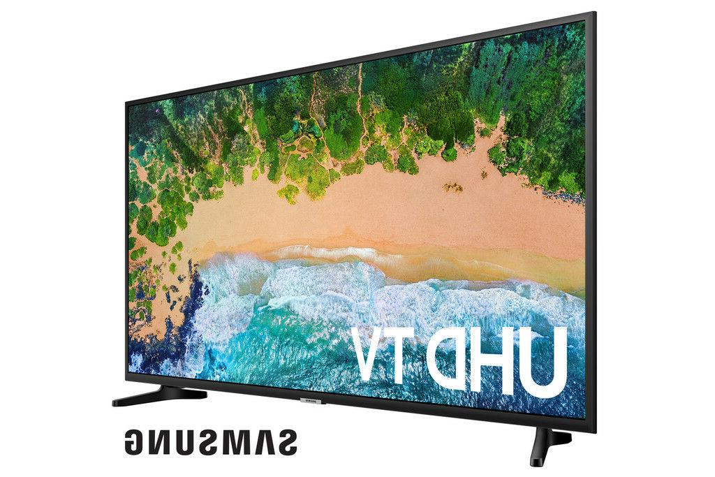 Smart Samsung 50 Inch LED Ultra Built WiFi HDMI USB