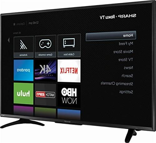 "Sharp 50"" Smart Ultra TV TV"