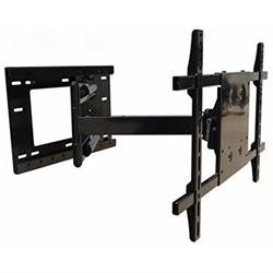 Professional Smooth Articulating LED TV Mount for Samsung LG