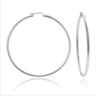 Sterling Silver Inch Earrings