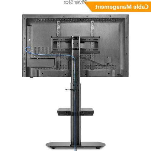 Swivel Stand with 27 32 47 55 inch TVs
