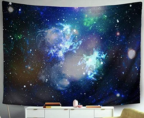 tapestry decoration star field background