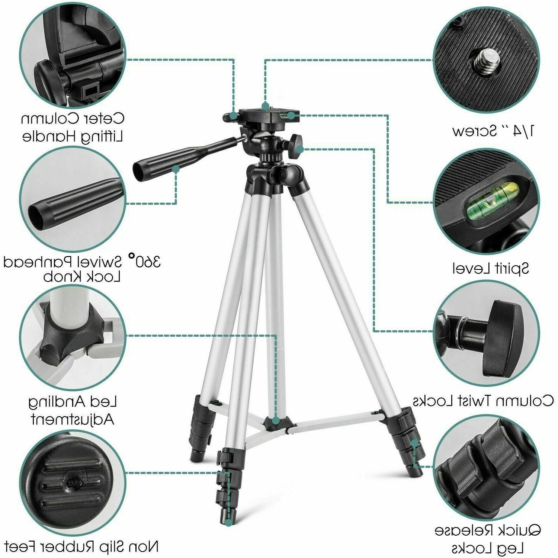 Eocean Tripod, 50-inch Video Camera