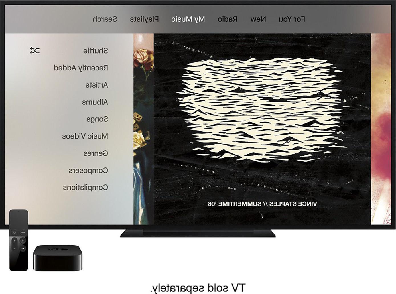 Apple TV 32GB HD 1080P Media Streamer A1625 MLNC2LL/A