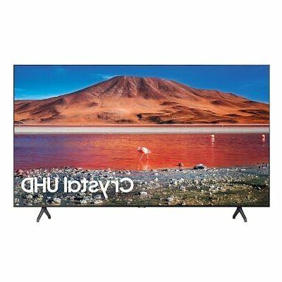 tv 50 inch led 4k crystal ultra