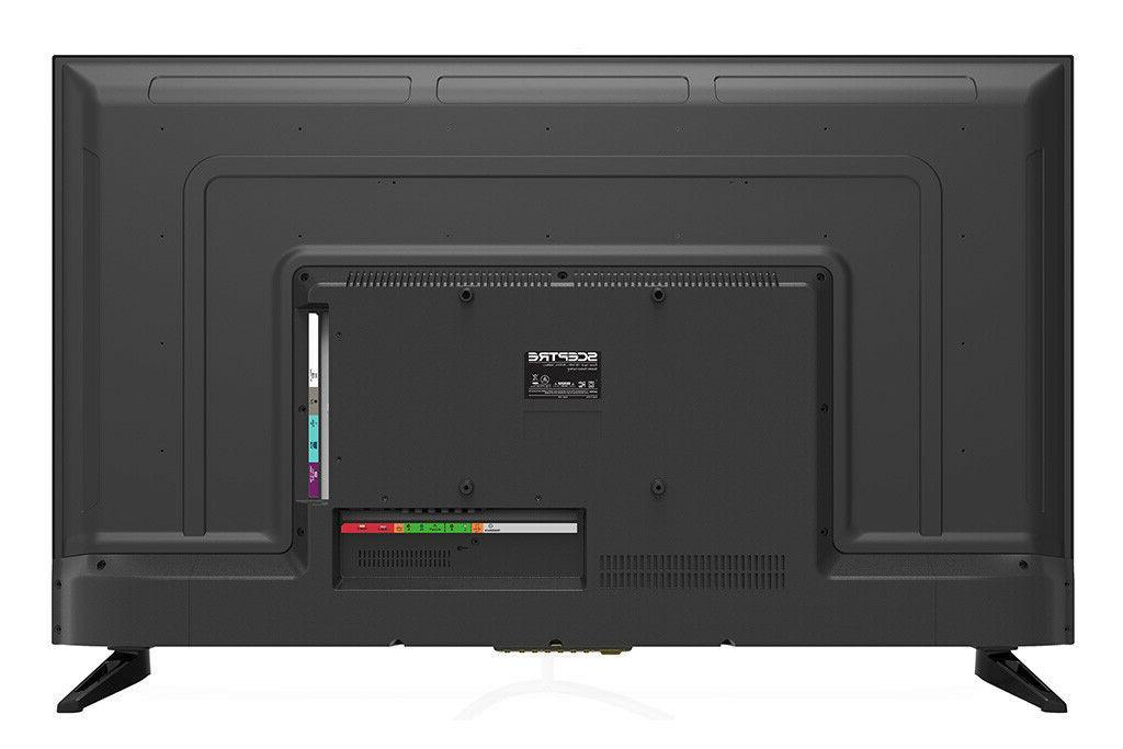 """50"""" TV Flat HDTV Wall Class"""