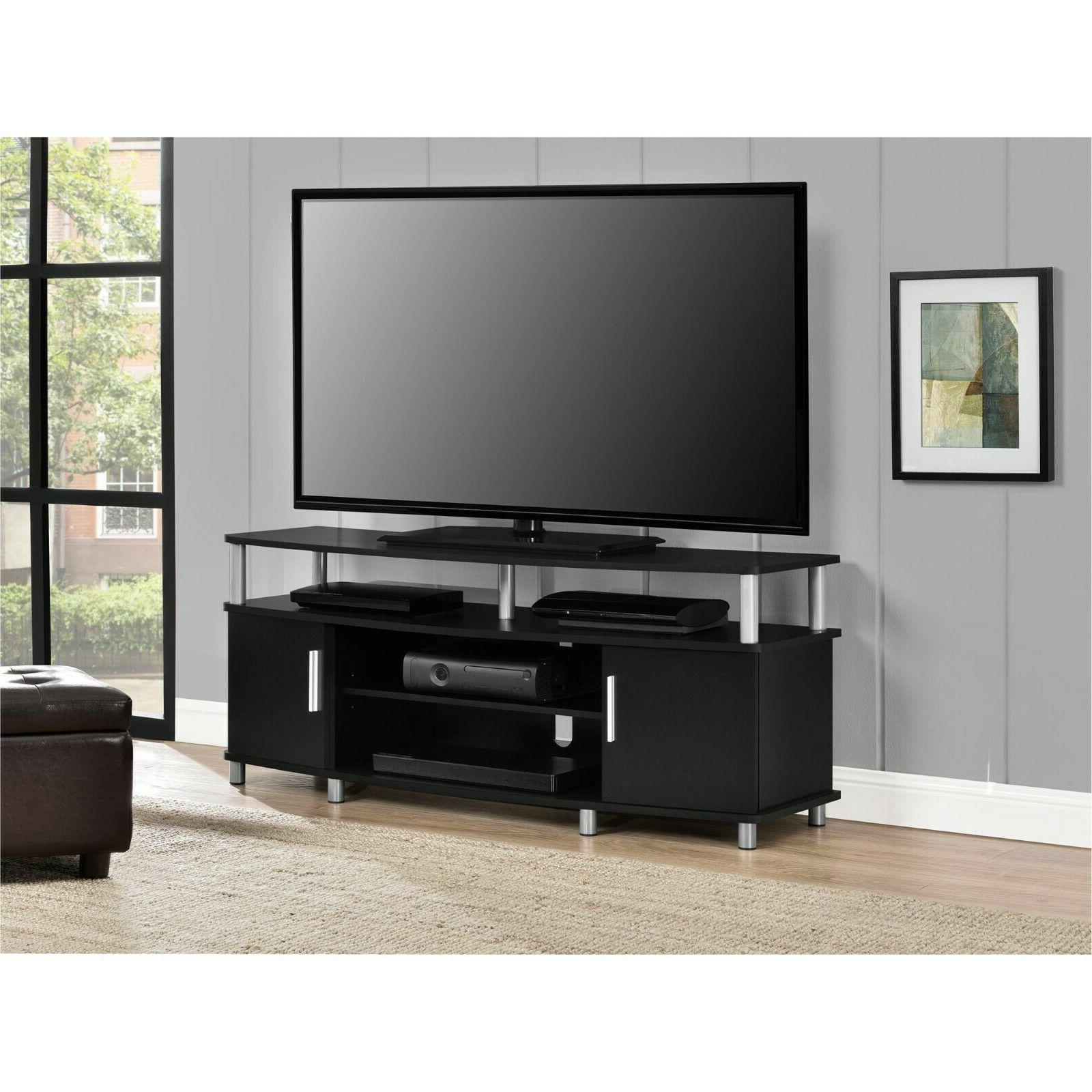 tv stand console media center