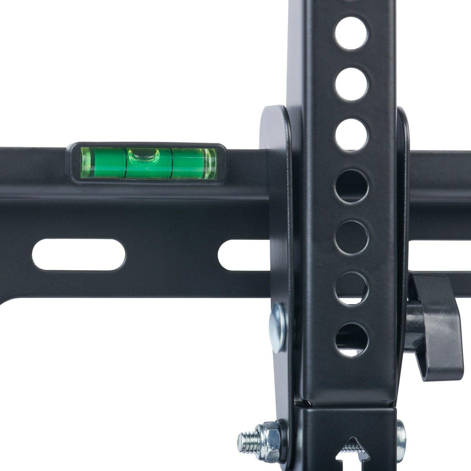 TV Wall Mount Flat 15° For