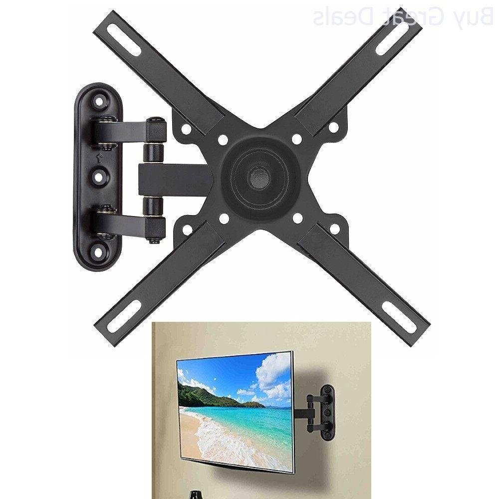 TV Wall Mount Full Motion for Samsung Vizio 32 39 40 42 46 4