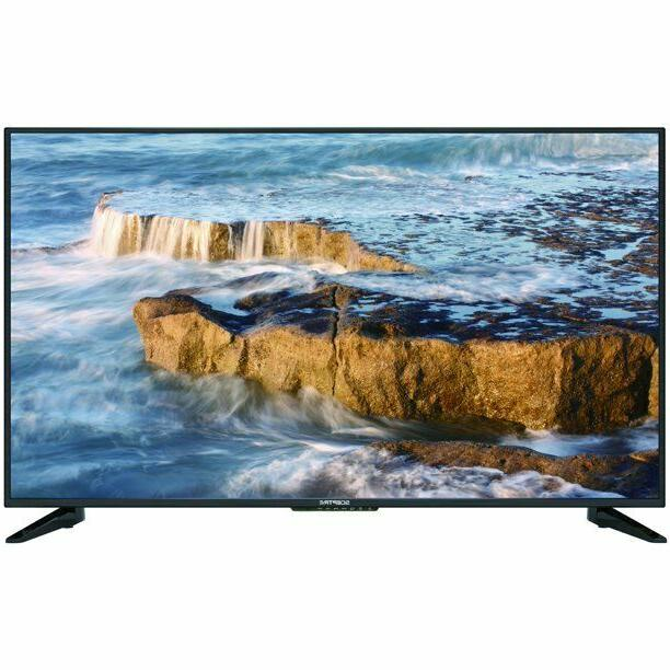"50"" Inch Flat Screen LED TV Class 4K UHD U515CV-U 2160p HDMI"
