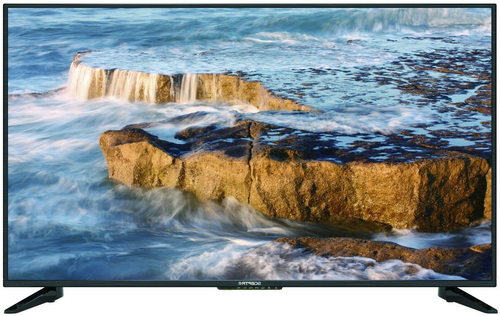 Sceptre 2160p LED TV